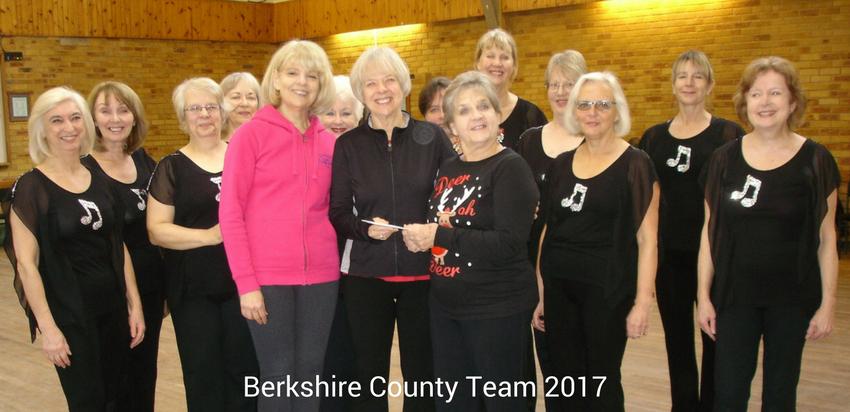 Berkshire Christmas Rally – 2017